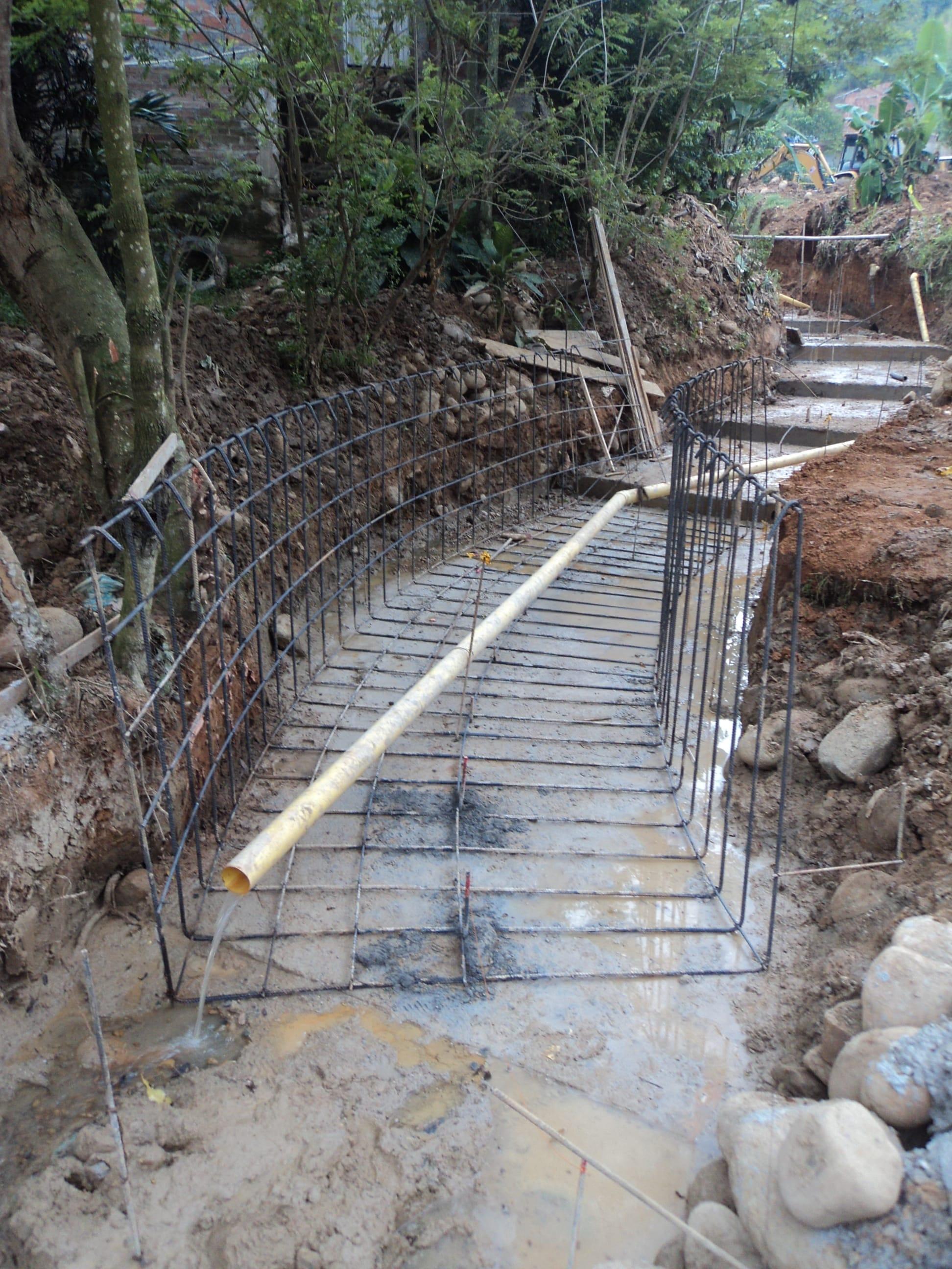 Canal de la Quebrada Luz de Salvación